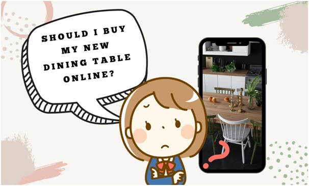 First Dining Set Purchase Online